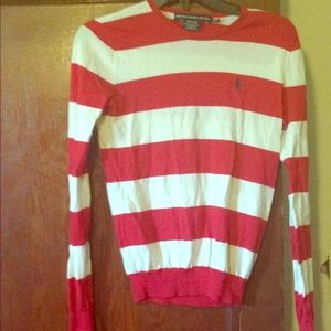 Striped Ralph Lauren Sweater